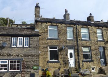 Thumbnail 2 bed terraced house for sale in Handel Street, Golcar, West Yorkshire
