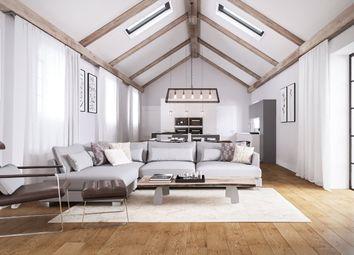 3 bed barn conversion for sale in Pendrea Barns, St. Buryan, Penzance, Cornwall TR19