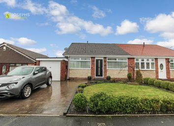 Thumbnail 2 bed semi-detached bungalow for sale in Westfield Road, Bolton