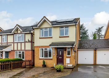 Thumbnail 3 bedroom detached house for sale in Turnberry Drive, Holmer, Hereford