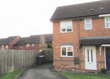Thumbnail 2 bed semi-detached house to rent in Chicory Drive, Boughton Vale, Rugby