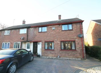 Thumbnail 3 bed semi-detached house for sale in Roland Close, Cambridge