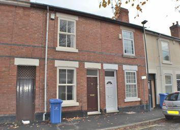 2 bed terraced house for sale in Jackson Street, Derby DE22