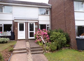 Thumbnail 2 bed terraced house for sale in Jubilee Drive, Exmouth
