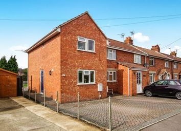 Thumbnail 2 bed end terrace house for sale in The Leys, Berkeley, Gloucestershire