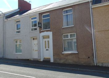 Thumbnail 3 bed terraced house for sale in Temple Street, Llanelli