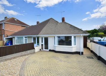 Thumbnail 2 bed semi-detached bungalow for sale in Medeway, Sandown, Isle Of Wight