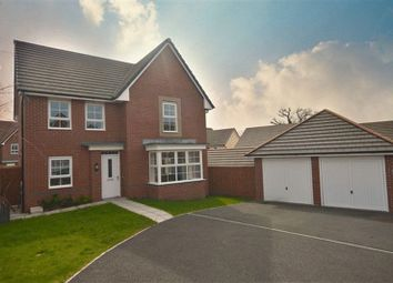 Thumbnail 4 bed detached house to rent in Chapel Walk, Penygarn, Pontypool