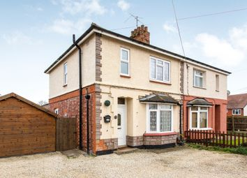 Thumbnail 3 bed semi-detached house for sale in Park Avenue, Raunds, Wellingborough