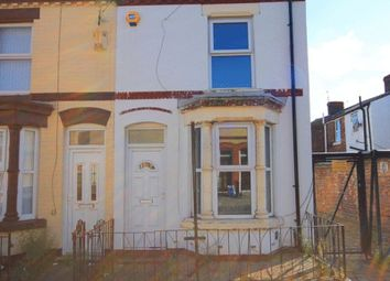 Thumbnail 2 bed terraced house for sale in Banner Street, Wavertree, Liverpool