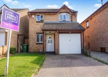 Thumbnail 3 bed detached house for sale in Yardley Way, Grimsby