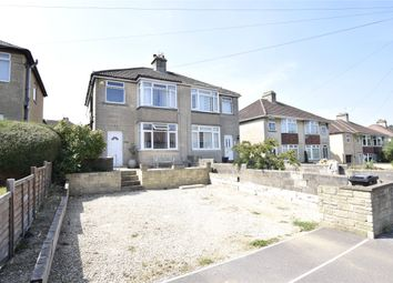 Thumbnail 3 bed semi-detached house for sale in Mount Road, Southdown, Bath, Somerset