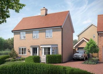 Thumbnail 4 bed detached house for sale in The Woburn At St Michael's Hurst, Barker Close, Bishop'S Stortford, Hertfordshire