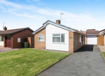 Thumbnail 2 bed bungalow for sale in Southleigh Drive, Wrexham, Wrecsam