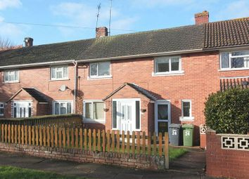 Thumbnail 3 bed terraced house to rent in Hill Barton Lane, Pinhoe, Exeter