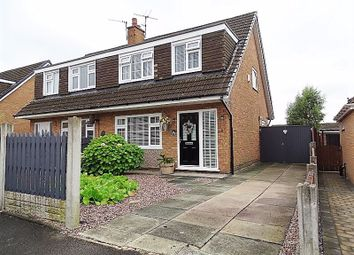 Thumbnail 3 bed semi-detached house for sale in Elmwood Drive, Penwortham, Preston
