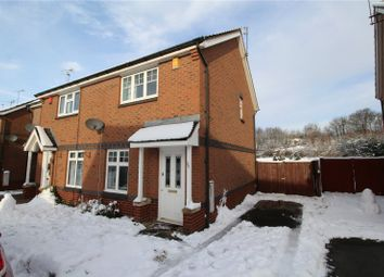 Thumbnail 2 bed semi-detached house for sale in The Chase, Dunstall, Wolverhampton