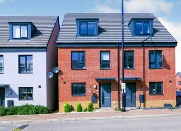 3 bed semi-detached house for sale in Ffordd Y Dociau, Barry CF62