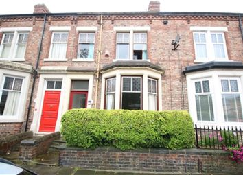 Thumbnail 4 bed terraced house to rent in Greenbank Road, Darlington, County Durham