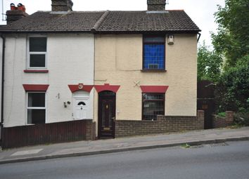 Thumbnail 2 bed terraced house to rent in Farleigh Hill, Tovil, Maidstone