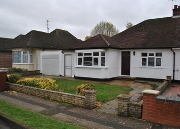 Thumbnail 3 bed semi-detached bungalow to rent in Fairacres Close, Potters Bar