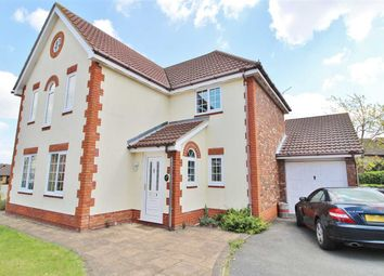 Thumbnail 4 bed detached house for sale in Bugsby Way, Grange Farm, Kesgrave