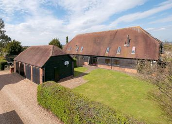 Thumbnail 4 bed barn conversion for sale in Lower Twydall Lane, Gillingham