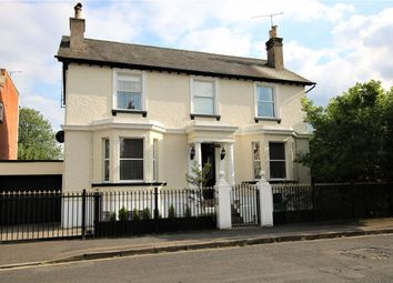 Thumbnail 5 bed detached house for sale in Castle Crescent, Reading, Berkshire