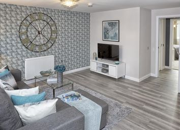 "Thumbnail 2 bed property for sale in ""Block 1 Apartment"" at Mugiemoss Road, Bucksburn, Aberdeen"