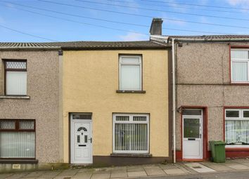 Thumbnail 2 bedroom terraced house for sale in Merthyr Road, Aberdare, Rhondda Cynon Taff