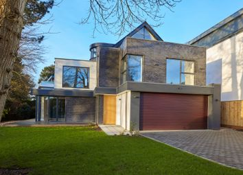 Thumbnail 4 bed detached house for sale in Minterne Road, Evening Hill, Poole, Dorset