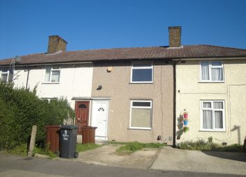Thumbnail 2 bed terraced house to rent in Rowney Gardens, Dagenham