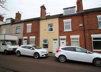 Thumbnail 2 bed terraced house to rent in Beardall Street, Hucknall, Nottingham