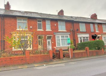 Thumbnail 4 bedroom terraced house for sale in Ewesley Road, Sunderland