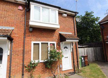 Thumbnail Terraced house to rent in Bray Close, Borehamwood