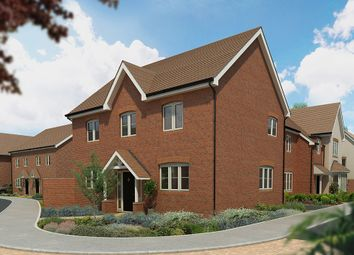 "Thumbnail 4 bed detached house for sale in ""The Chestnut"" at Haughton Road, Shifnal"