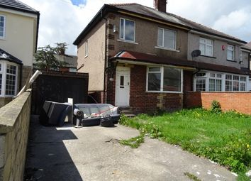 Thumbnail 3 bed semi-detached house for sale in Como Drive, Bradford