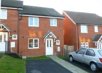 Thumbnail 3 bed end terrace house for sale in Dol Y Dderwen, Ammanford, Carmarthenshire.