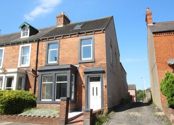 Thumbnail 4 bed end terrace house for sale in Currock Road, Currock, Carlisle