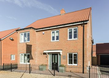 Thumbnail 5 bed detached house for sale in Great Melton Road, Hethersett, Norwich
