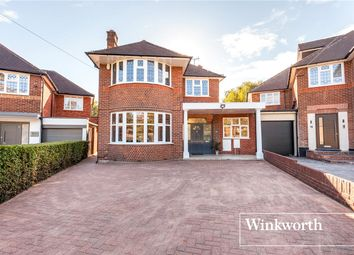 Thumbnail 4 bed property to rent in Twineham Green, London