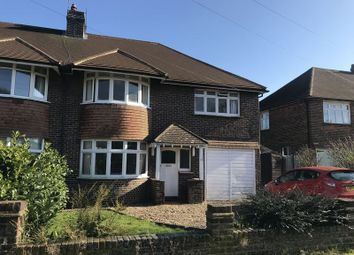 Thumbnail 4 bedroom semi-detached house to rent in Fairfield Avenue, Horley