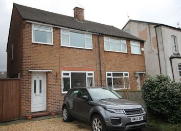 Thumbnail 3 bed semi-detached house to rent in Gladstone Road, Urmston