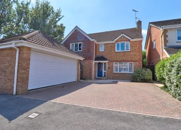 Thumbnail 4 bedroom detached house for sale in Kings Avenue, Chippenham