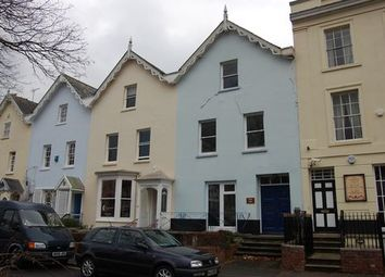 Thumbnail 8 bed town house to rent in Queens Terrace, Central Exeter, Devon, 4Hr