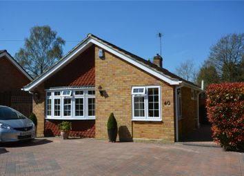 Thumbnail 2 bed bungalow for sale in Pine Drive, Finchampstead, Berkshire