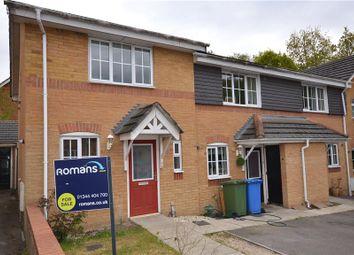 Thumbnail 2 bedroom end terrace house for sale in Hopper Vale, Bracknell, Berkshire