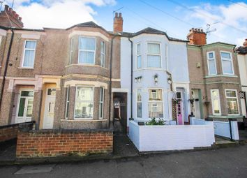Thumbnail 3 bedroom terraced house for sale in Manor Road, Rugby