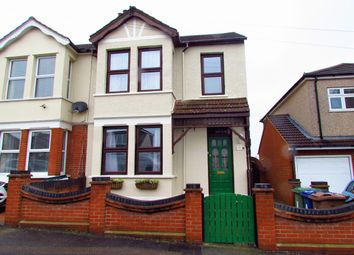 3 bed semi-detached house for sale in Medina Road, Grays, Essex RM17