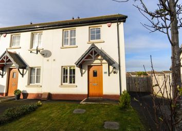 Thumbnail 2 bed terraced house for sale in Coopers Mill Avenue, Dundonald, Belfast